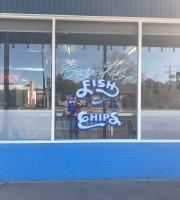 George & Kids Fish n Chips