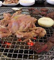 Hongik Univ. Korean BBQ