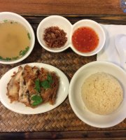 Be-Tong Chicken with Rice - Fortune Town