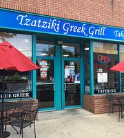 Tzatziki Greek Grill