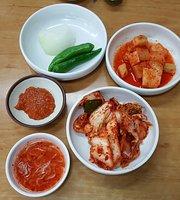 Jangan Sundae Rice Soup