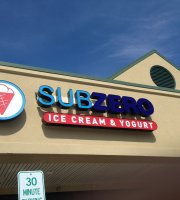 SubZero Ice Cream and Yogurt