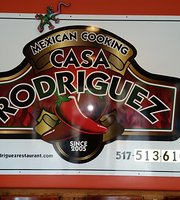 Casa Rodriguez Mexican Cooking
