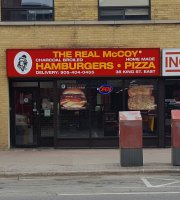The Real McCoy Burgers and Pizza