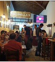 Antonella's pizza