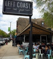 Left Coast Food + Juice