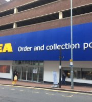 Ikea Birmingham Central Order & Collection Point