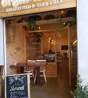 Organic Sant Cugat Healthy Food