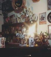 Cafeteria y Galeria Plastico - Escenica - EL ZARKO