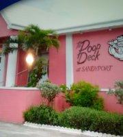 Poop Deck at SandyPort