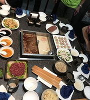 LaoMa Hong YangSheng Hotpot