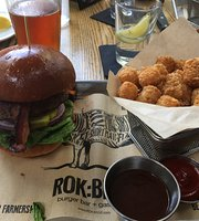Rok Brgr American Kitchen and Cocktails