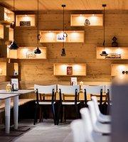 Maestrani's Chocolarium Schoggi-Café