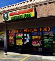Restaurant Huauchinangos Mexican Food