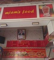 Miam's Food