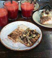 Navarro Herbolario, healthy food café