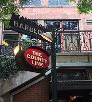 County Line Barbeque- River Walk
