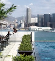 Pool Terrace (Four Seasons Hong Kong)