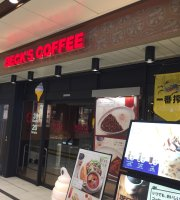 Beck's Coffee Shop Takasaki Shinkansen Establishment