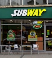 Subway - Waterloo Road