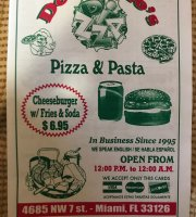 Don Favio's Pizza & Pasta