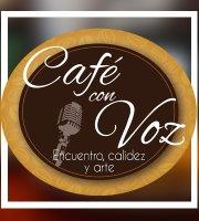 Café con Voz