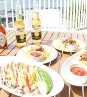 Taco Rice Kijimuna Senaga Iland Umikaji Terrace