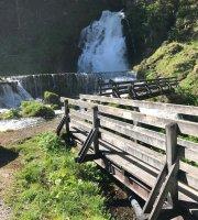 Wasserfall-Cascade
