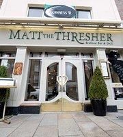 Matt The Thresher