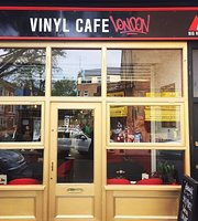 Big Red Tent Vinyl Cafe