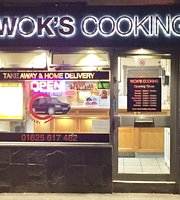 Wok's Cooking