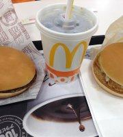 McDonald's Ageo West Entrance