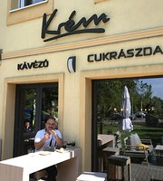 Krém Patisserie and Café