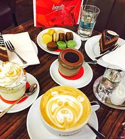 Lagarto Cafe OC Galerie Teplice