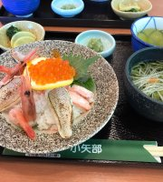 Oyabegawa Service Area Nobori