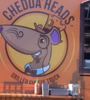 Chedda' Heads - Grilled Cheese Truck
