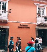 Heladeria Y Cafeteria Caribe.