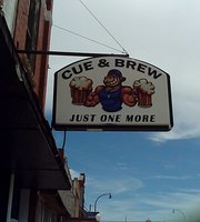 Cue & Brew, Sports Bar & Grill