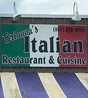 Brianna's Italian Restaurant & Cuisine
