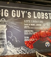 Big Guy's Lobster Myeongdong