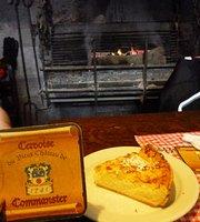 Vieux chateau de Commanster Cafe