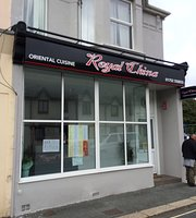 Royal China chinese takeaway