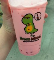 Green Island Frozen Yogurt & Tea bar