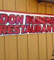 Don Rubens Restaurant