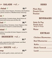 Manouche Mediterranean Grill and Takeout