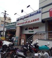 Hotel Sri Apoorva Restaurant