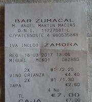 Bar Zumacal