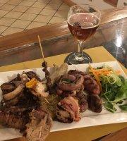 Ristorante Porca Vacca Tagliati Per La Carne
