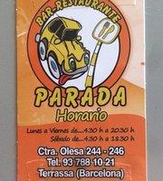 Restaurant Braseria Parada