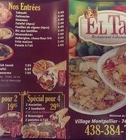 Restaurant El Taj